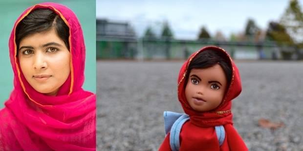 Une artiste transforme des poupées en héroïnes réelles - La DH