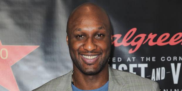 L'ancien joueur des Lakers Lamar Odom retrouvé inconscient dans une maison close - La DH