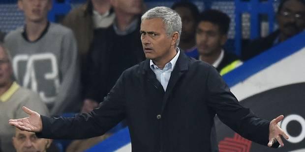 Chelsea: un match de suspension pour Mourinho - La DH