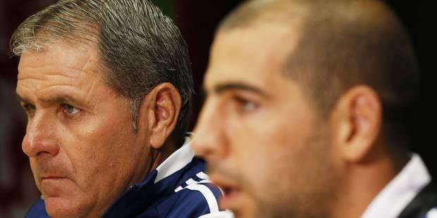 Eli Guttman ne survit pas à la défaite belge - La DH