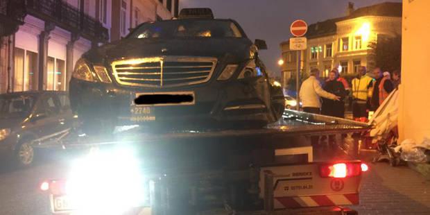 Un taxi fauche mortellement un bébé d'un an dans sa poussette (PHOTOS) - La DH