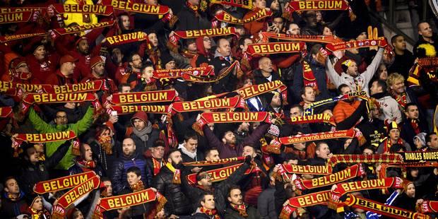 Merchandising: une victoire des Diables doperait l'économie belge - La DH