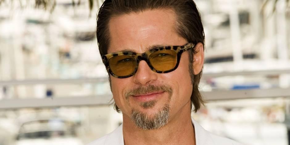 Brad Pitt ne ressemble plus à cela...