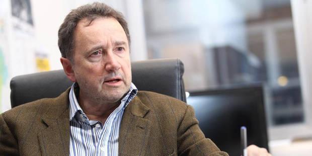 Le rédacteur en chef du JT de la RTBF réagit à son licenciement - La DH