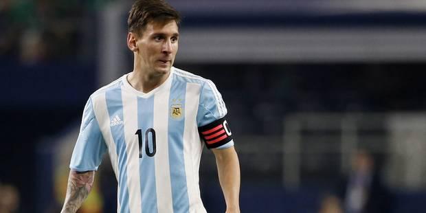 Un match amical face à l'Argentine ? Marc Wilmots dit non ! - La DH