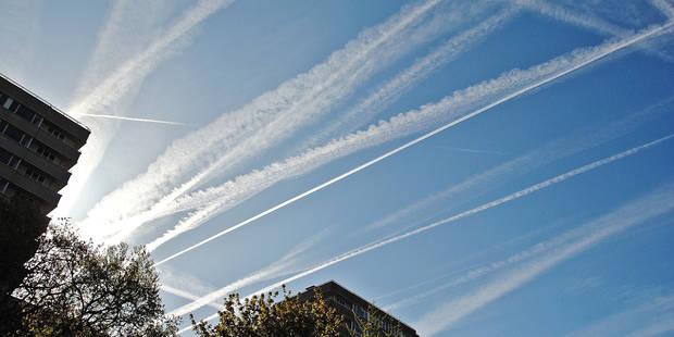 Survol de Bruxelles: Le nombre d'infractions explose entre 6h et 7h ! - La DH