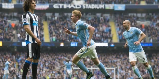 """Kevin De Bruyne élu """"Joueur du mois"""" de Manchester City par les supporters - La DH"""