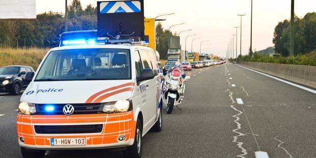 Un policier de la zone Ans - Saint-Nicolas sort son arme pour stopper un automobiliste - La DH