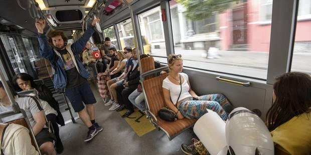 Bruxelles: La refonte du réseau bus approuvée! (CARTE) - La DH