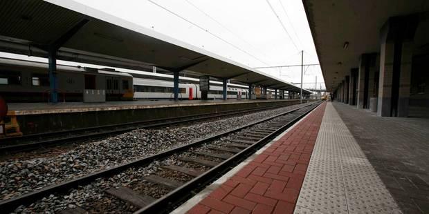 Grève: Le trafic ferroviaire reste perturbé sur plusieurs lignes - La DH
