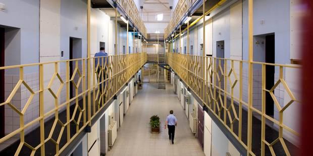 Grève à la prison de Forest: police et protection civile mobilisées - La DH