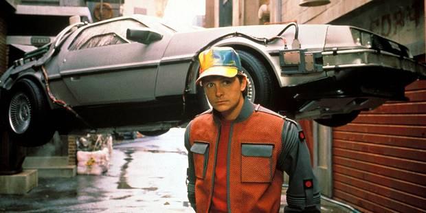 """Michael J. Fox: """"Conduire la DeLorean ? Un enfer !"""" - La DH"""