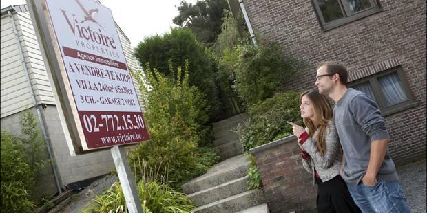 La fin du bonus logement ? 15 % du prix d'un appartement moyen à Bruxelles ! - La DH
