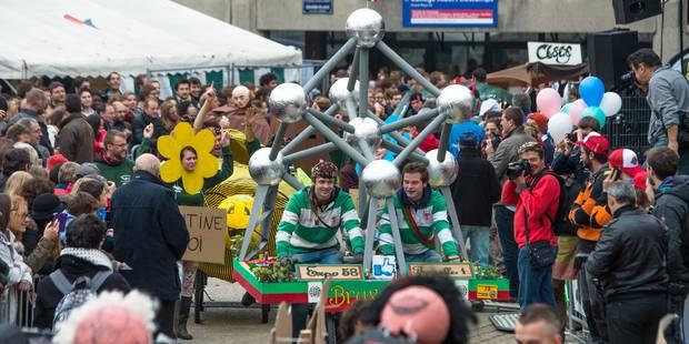 24H vélo de Louvain-la-Neuve: des festivités très arrosées (PHOTOS) - La DH