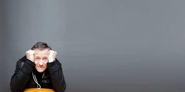 """Francis Huster: """"Avec les femmes, je suis comme une savonnette"""" - La DH"""
