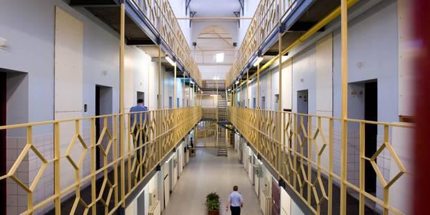 Reprise du travail à la prison de Forest - La DH