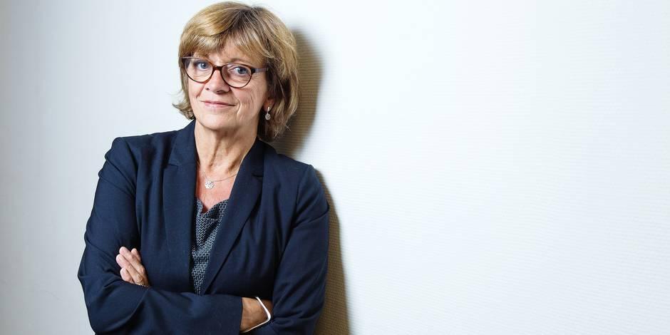 """Isabelle Durant : """"La politique est très violente, y compris à Ecolo"""" - La DH"""
