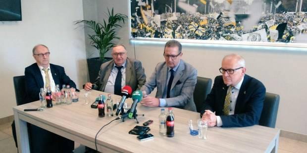 Bob Peeters viré, Georges Leekens est de retour à Lokeren (Officiel) - La DH