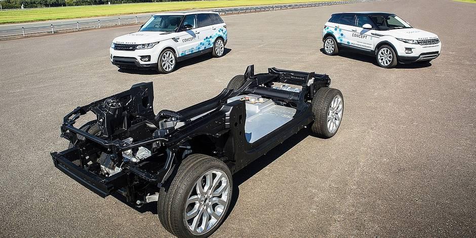 Electrification: Volvo à pleine charge, Jaguar aussi pense à demain? - La DH