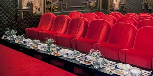 Un repas dans un lieu insolite : le nouveau concept de Take Eat Easy - La DH