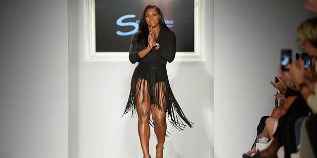 Serena Williams enceinte d'une star du hip-hop: la rumeur qui enflamme le web - La DH