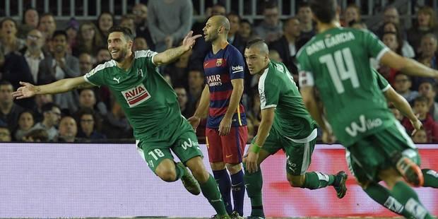 Mascherano, suspendu deux matches, pourra jouer le clasico contre le Real - La DH