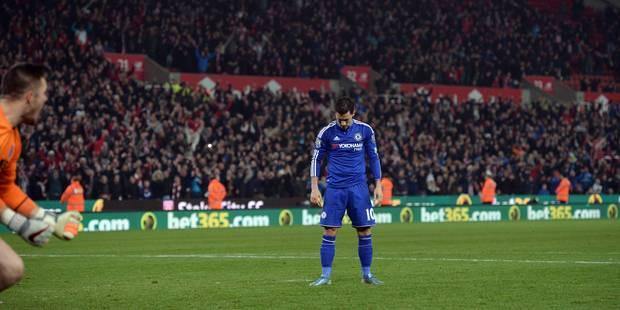Eden Hazard, roi déchu des onze mètres - La DH