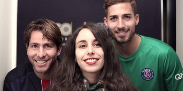 Deux joueurs du PSG piègent plusieurs de leurs supporters en caméra cachée ! (VIDEO) - La DH