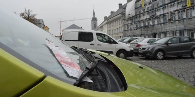 Chasse aux redevances de parking non payées par les Français: la moitié déjà récupérée - La DH