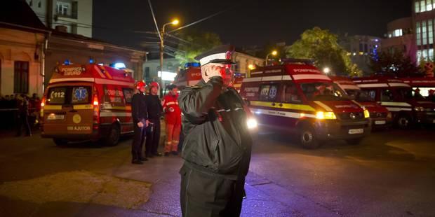 27 morts dans une discothèque à Bucarest: le non-respect de la règlementation mis en cause - La DH