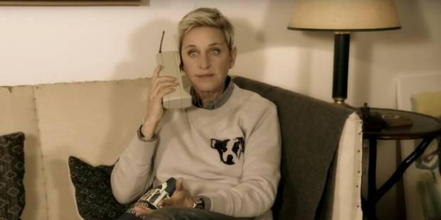 Quand Ellen DeGeneres parodie Adele - La DH