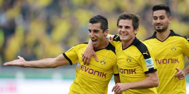 Bundesliga: Dortmund domine Brême et grignote son retard sur le Bayern - La DH
