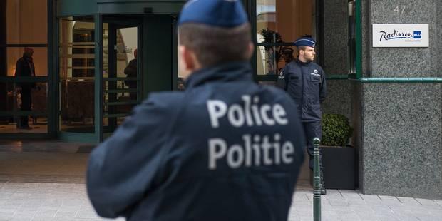 Il arrache le spray au poivre d'une policière liégeoise et tente de la gazer - La DH