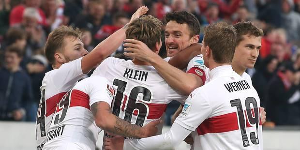Bundesliga: Hanovre et Stuttgart respirent