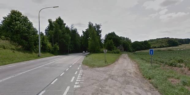 Un conducteur grièvement blessé dans un accident de la route à Suarlée - La DH