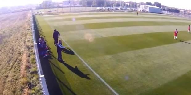 En plein match, un entraîneur violente un joueur de 16 ans (VIDEO) - La DH