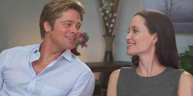 Brad Pitt et Angelina Jolie parlent des opérations lourdes que l'actrice a subies - La DH