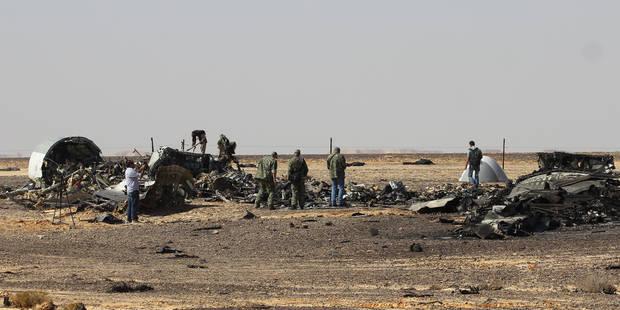 Crash en Égypte: des bruits inhabituels dans le cockpit et un flash de chaleur détecté - La DH