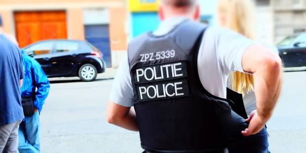 Charleroi: l'absentéisme en hausse à la police ! - La DH