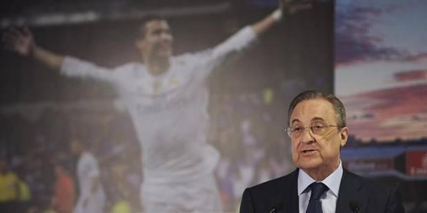 Ça chauffe entre Cristiano Ronaldo et Florentino Pérez ! - La DH