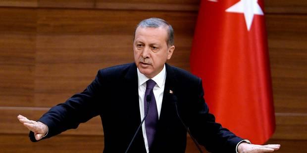 """La Turquie envisage d'attaquer l'EI """"dans les prochains jours"""" - La DH"""