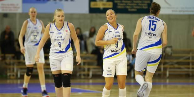 Euroligue: Castors Braine battu 75-70 à Ekaterinbourg - La DH