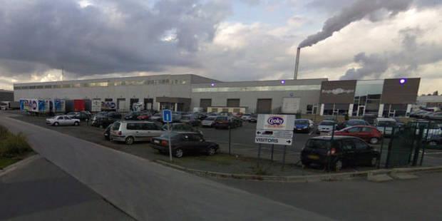 Grève au finish dans une entreprise qui fabrique des chips à Mouscron - La DH