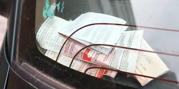Zone de police Bruxelles Midi: 1 PV sur 3 pas encodé dans la banque de données ! - La DH