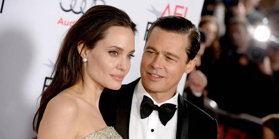 """Angelina Jolie et Brad Pitt : un mariage """"banal"""""""