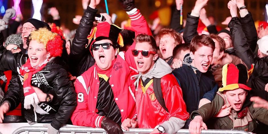 La DH, en partenariat avec Belgacom et la ville de Liège, organise un événement exceptionnel pour tous les supporters des Diables. Ce vendredi, au cœur de la place Saint-Lambert, le match Macédoine - Belgique sera retransmis sur écran géant. 10.000 supporters déchaînés sont déjà attendus pour cet événement totalement gratuit.