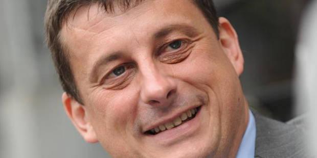 Delannois déplore le désintérêt du gouvernement fédéral vis-à-vis de Tournai - La DH