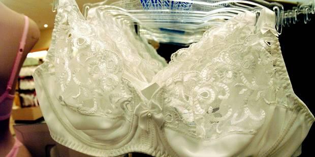 67.000 euros de lingerie envolés - La DH