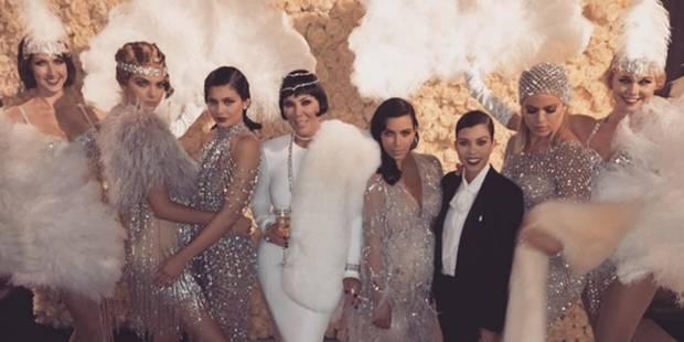 Anniversaire à 2 millions de dollars pour Kris Jenner - La DH