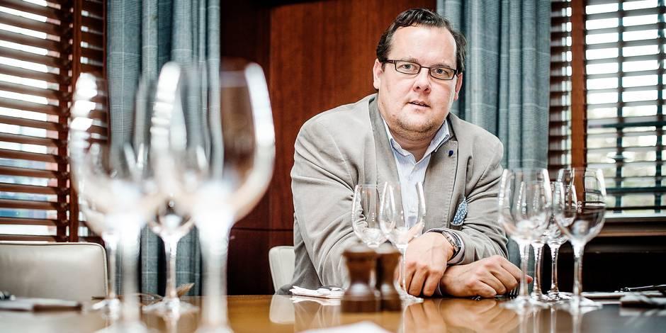 """Philippe Limbourg, patron du Gault et Millau: """"La Belgique a la meilleure gastronomie du monde !"""" - La DH"""